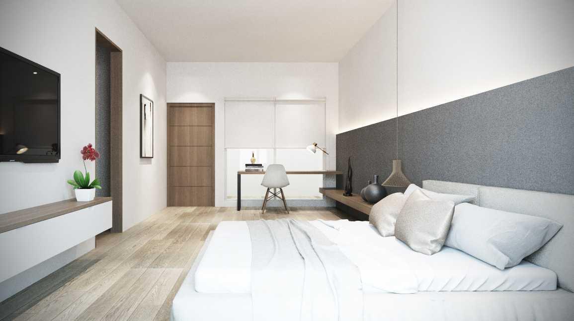 Menata Studio Sunter Residence Jakarta, Indonesia Jakarta, Indonesia Master Bedroom   29067