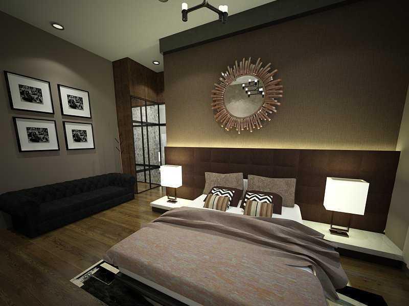 Ruang Komunal Bachelor House Bsd Golf - Tangerang Bsd Golf - Tangerang Kamar3C Modern  15566