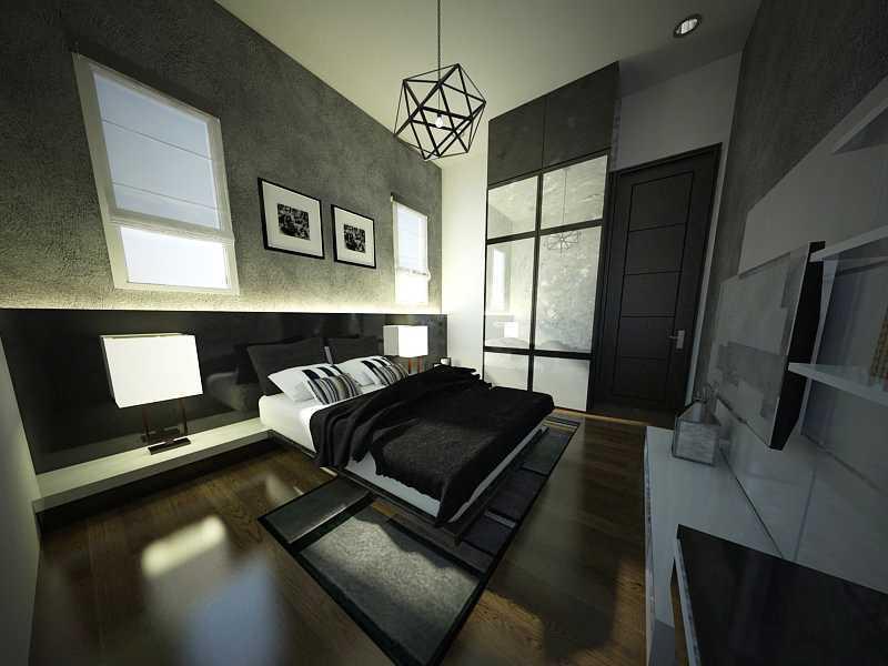 Ruang Komunal Bachelor House Bsd Golf - Tangerang Bsd Golf - Tangerang Kamar2B Modern  16430