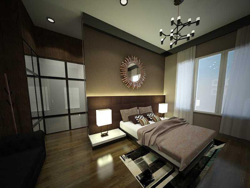 Ruang Komunal Bachelor House Bsd Golf - Tangerang Bsd Golf - Tangerang Kamar3A Modern  16431