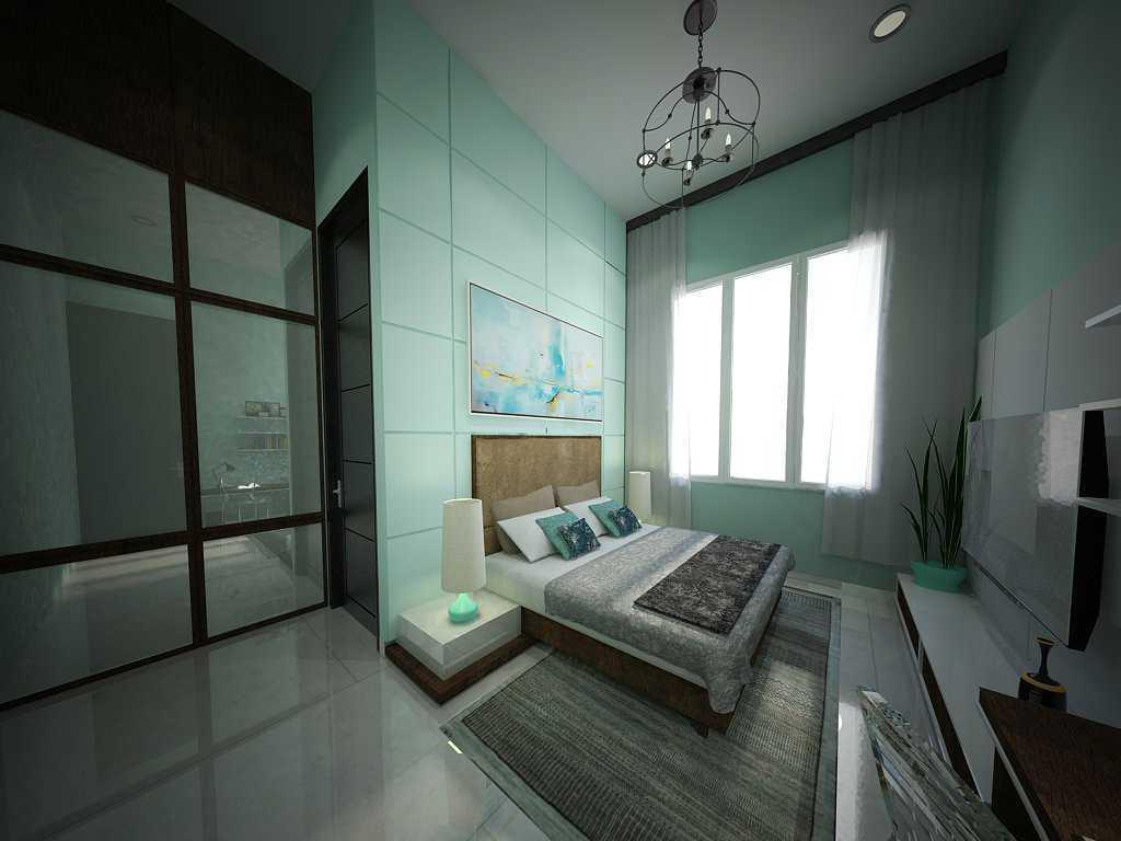 Ruang Komunal Bachelor House Bsd Golf - Tangerang Bsd Golf - Tangerang Guestrooma Modern  16432