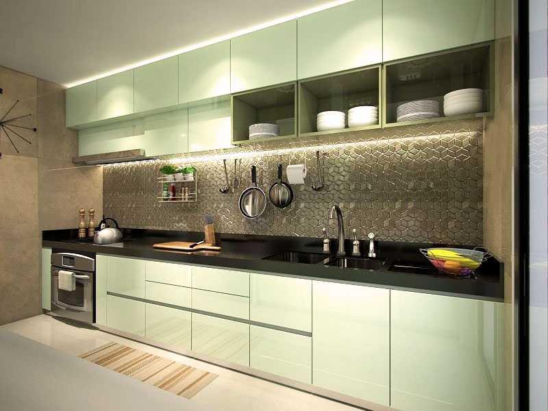 Ruang Komunal Kitchen Renovation Jakarta Jakarta Kitchen Modern  15942