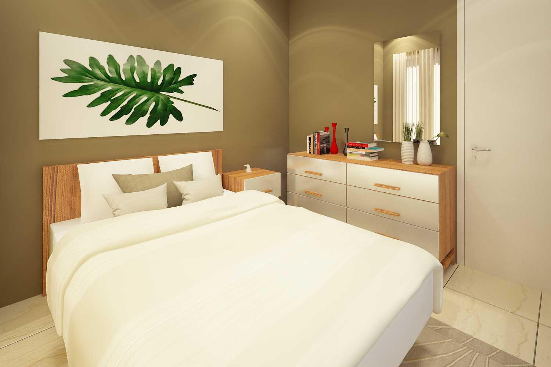 Ruang Komunal Darmawangsa Show Unit Bekasi Bekasi Guest-Bedroom-1 Modern  21508