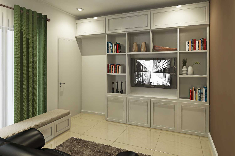 Ruang Komunal Nangka Residence Jakarta Jakarta Living-Room-3 Modern  28914