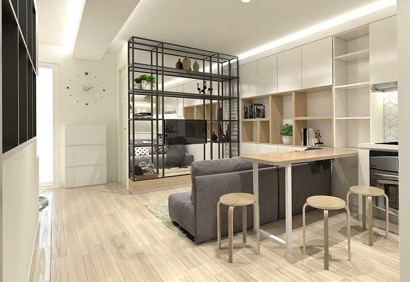 Ruang Komunal H Residence Apartment Kemayoran, Central Jakarta City, Jakarta, Indonesia Kemayoran, Central Jakarta City, Jakarta, Indonesia 6 Modern  35844