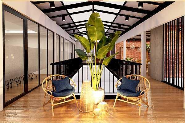 Ruang Komunal Grand Caman Hotel Bekasi, Kota Bks, Jawa Barat, Indonesia Bekasi, Kota Bks, Jawa Barat, Indonesia Seating Area Hotel Industrial  53153