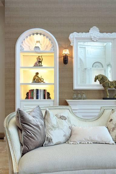 Iwan Sastrawiguna Classic In White Lattice Jakarta, Indonesia Jakarta, Indonesia Livingroom Kontemporer  6637