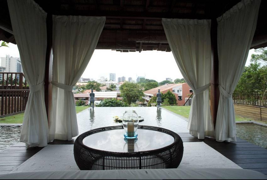 Iwan Sastrawiguna An Opulent Modern Tropical Singapore Singapore Rooftop Gazebo Klasik,kontemporer,tropis,modern  6652