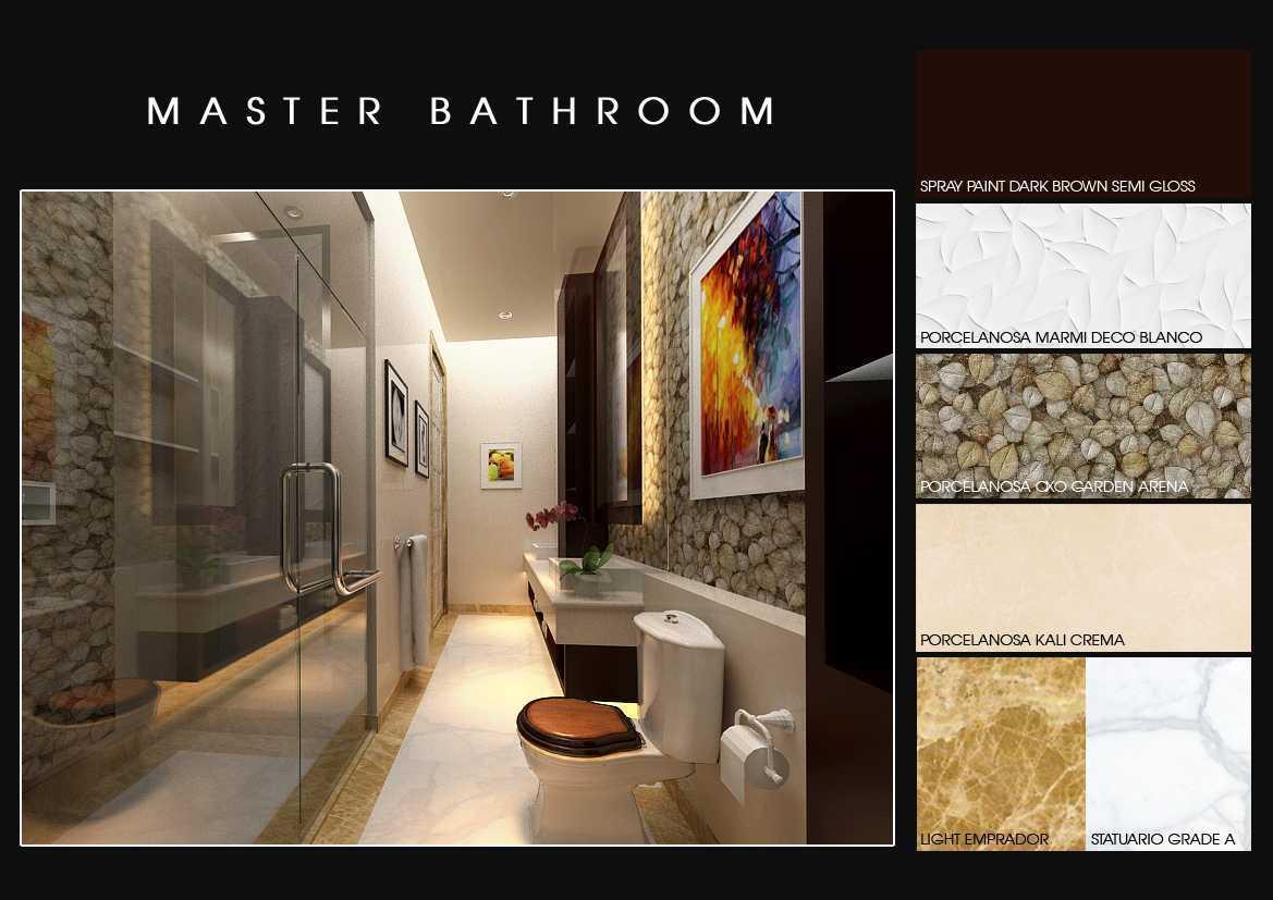Bene Rumah Tinggal Citra Garden Jakarta Jakarta Master-Bathroom   12810