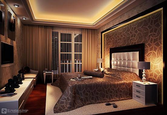 Ed Architect Townhouse Melrose At Cilandak Jakarta, Indonesia Jakarta, Indonesia Master-Bedroom Kontemporer  6770