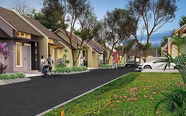 Ed Architect Sahid Mansion At Bintaro Jakarta, Indonesia Jakarta, Indonesia House-Model2 Minimalis  6766