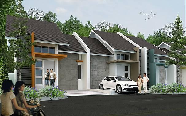Ed Architect Bloosom Residence At Cileduk Jakarta, Indonesia Jakarta, Indonesia Housing1 Minimalis  6783