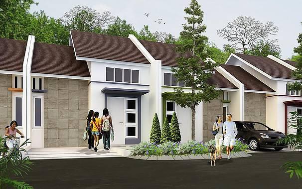 Ed Architect Bloosom Residence At Cileduk Jakarta, Indonesia Jakarta, Indonesia Housing2 Minimalis  6784