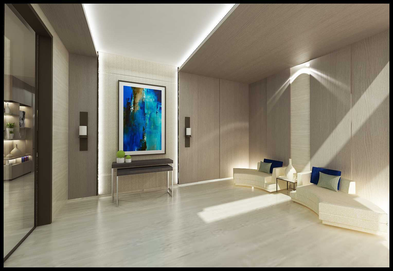 Ed Architect Modern Private House 2 Kelapa Gading, North Jakarta City, Jakarta, Indonesia Kelapa Gading, North Jakarta City, Jakarta, Indonesia Final-Ruang-Tamu Modern  34399