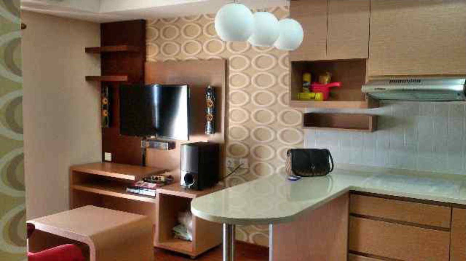 Aneka Jasa Interior The Wave Epicentrum Apartment At Kuningan Jakarta, Indonesia Jakarta, Indonesia Livingroom   6947