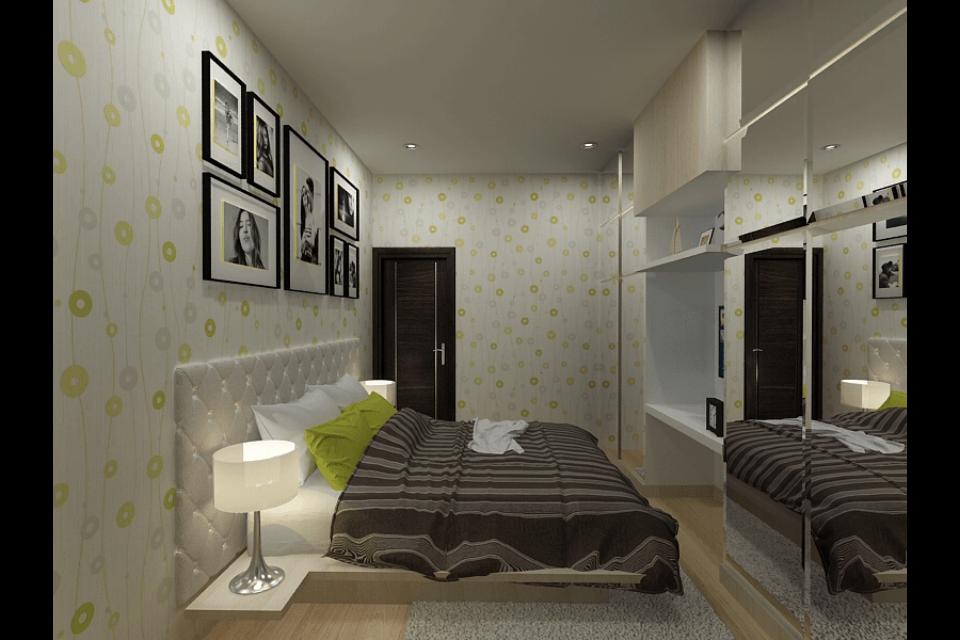 Sujud Gunawan Studio Interior Jatisari Jatisari, Pondok Gede Jatisari, Pondok Gede Bedroom Modern  12694