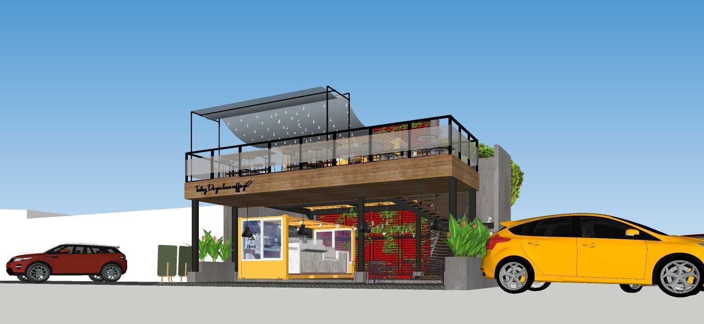 Sujud Gunawan Studio Soci@l Cafe-Bar-Kitchen Sunter, Jakarta Sunter, Jakarta Photo-16770 Industrial  16770