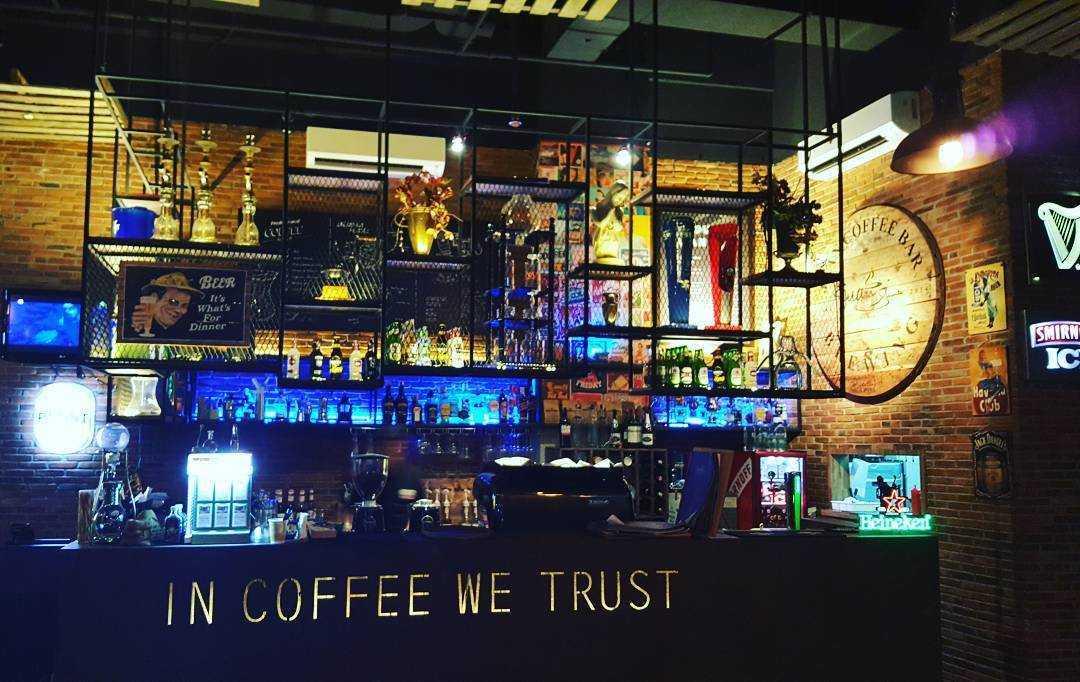 Sujud Gunawan Studio Juan's Coffee At Intermark Tangerang, Tangerang City, Banten, Indonesia  F4 Industrial  33973