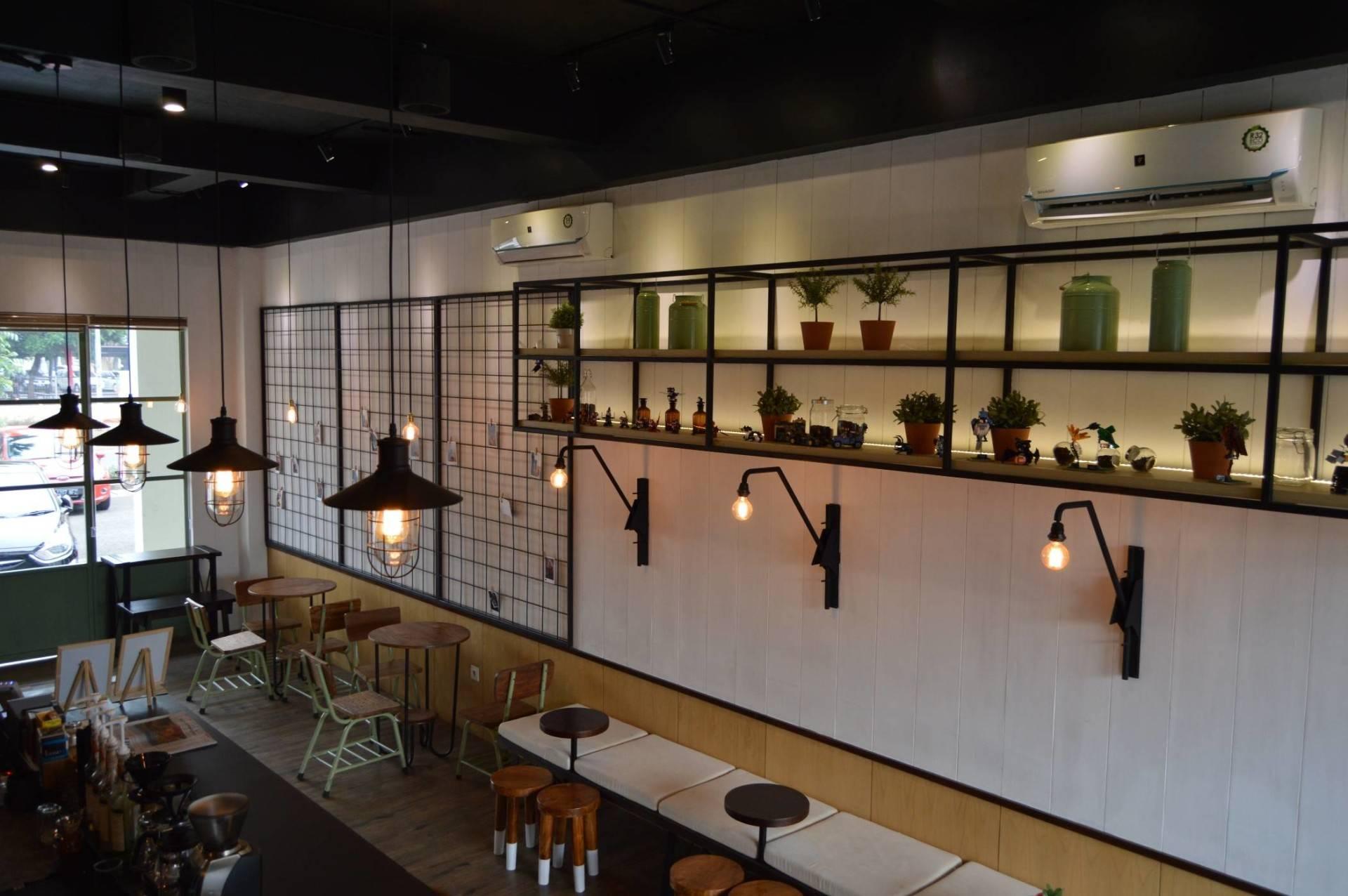 Pt Ergonomi Cipta Karya Voyage Coffee & Dessert Gading Serpong, Tangerang Gading Serpong, Tangerang Interior Minimalis  6983
