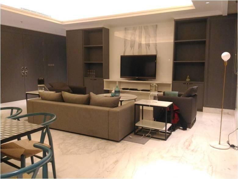 Pt Ergonomi Cipta Karya Botanica Apartemen Simprug Kebayoran Baru, Jakarta Simprug Kebayoran Baru, Jakarta Living Room   6996