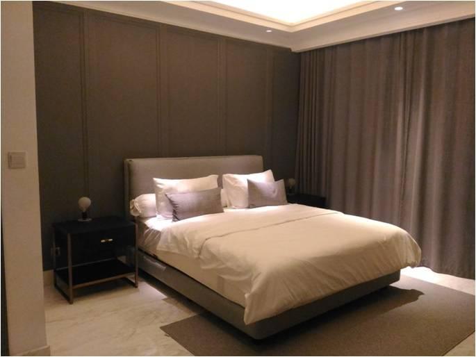 Pt Ergonomi Cipta Karya Botanica Apartemen Simprug Kebayoran Baru, Jakarta Simprug Kebayoran Baru, Jakarta Bedroom   7001