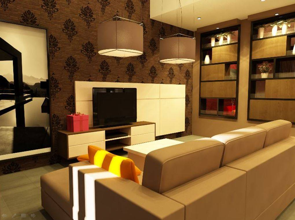 Pt Ergonomi Cipta Karya Private Residence The Leaf Citra Raya, Tangerang Citra Raya, Tangerang Guest Room Modern  7022