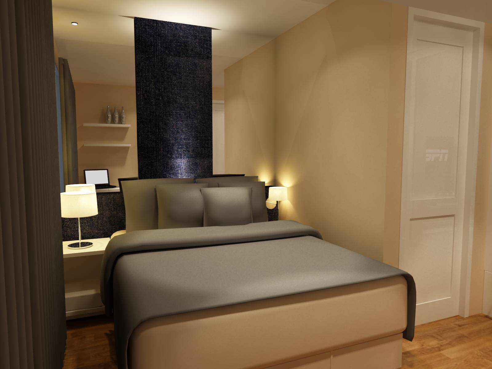 Pt Ergonomi Cipta Karya Private Residence Priuk Jaya Priuk Jaya Priuk Jaya Bedroom   7454