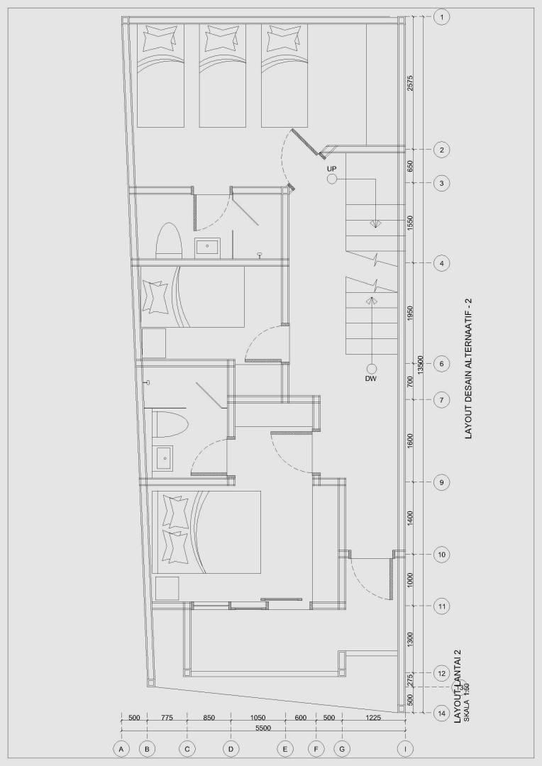 Pt Ergonomi Cipta Karya Private Residence Priuk Jaya Priuk Jaya Priuk Jaya Layout Plan   7460