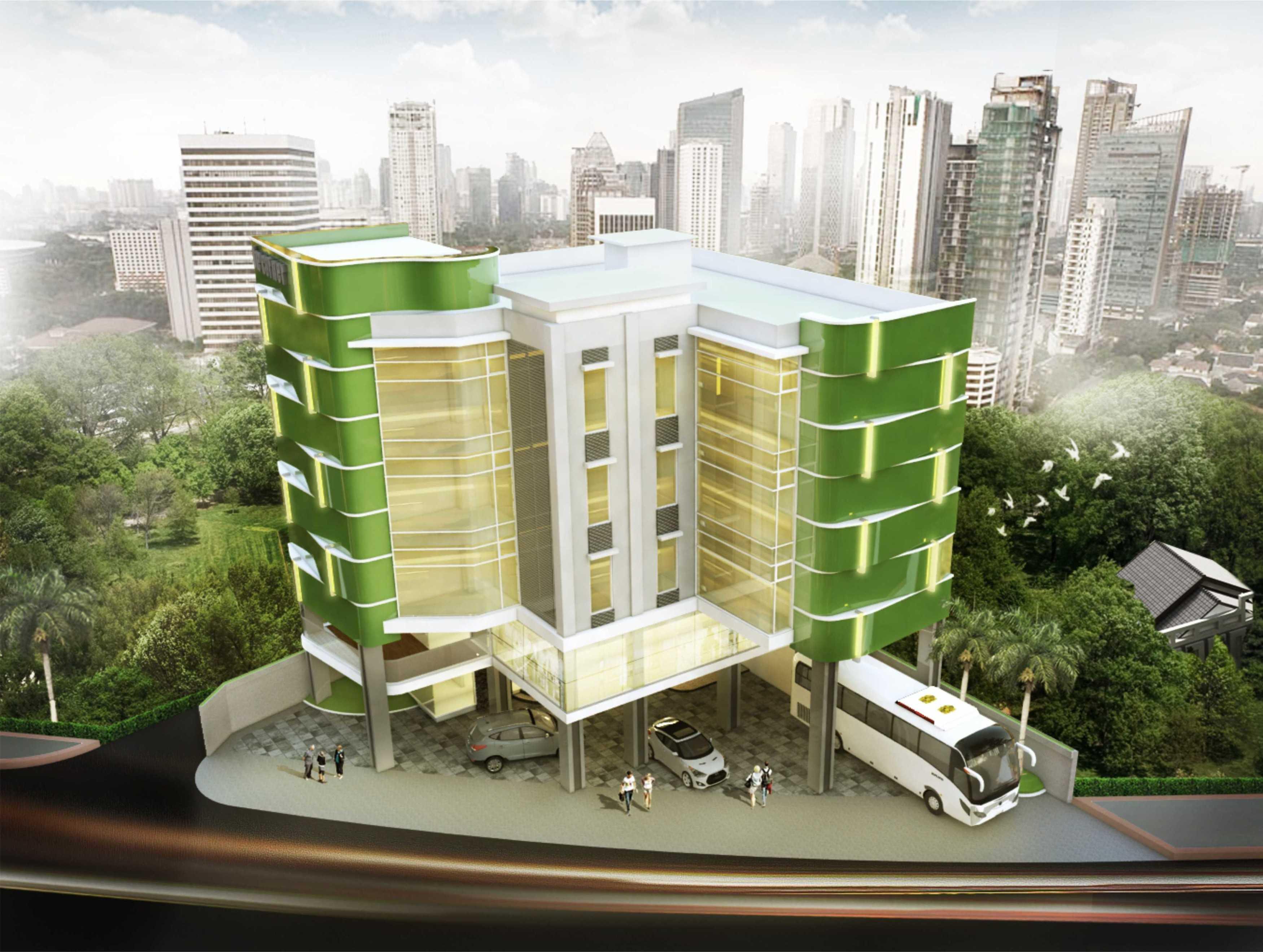 Hendra Budi Architect D'madinah Hotel Yogyakarta Yogyakarta Bird Eye View Modern  16381