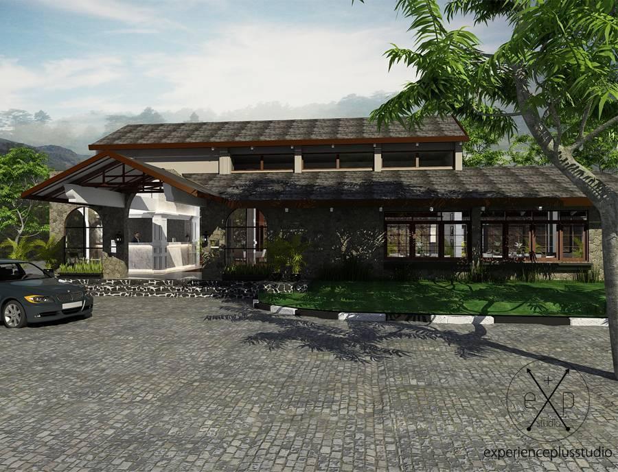 Experience Plus Studio  Megamendung Hotel Bogor, West Java, Indonesia Bogor, West Java, Indonesia Front-View   7105
