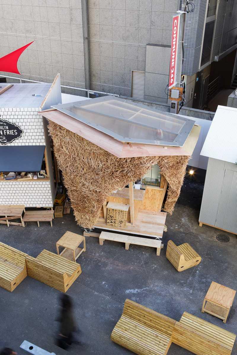 Gilang Arenza Aoyama - Stik Food Cart Tokyo, Japan Tokyo, Japan 141223Stikaoyama007S Tradisional  35796