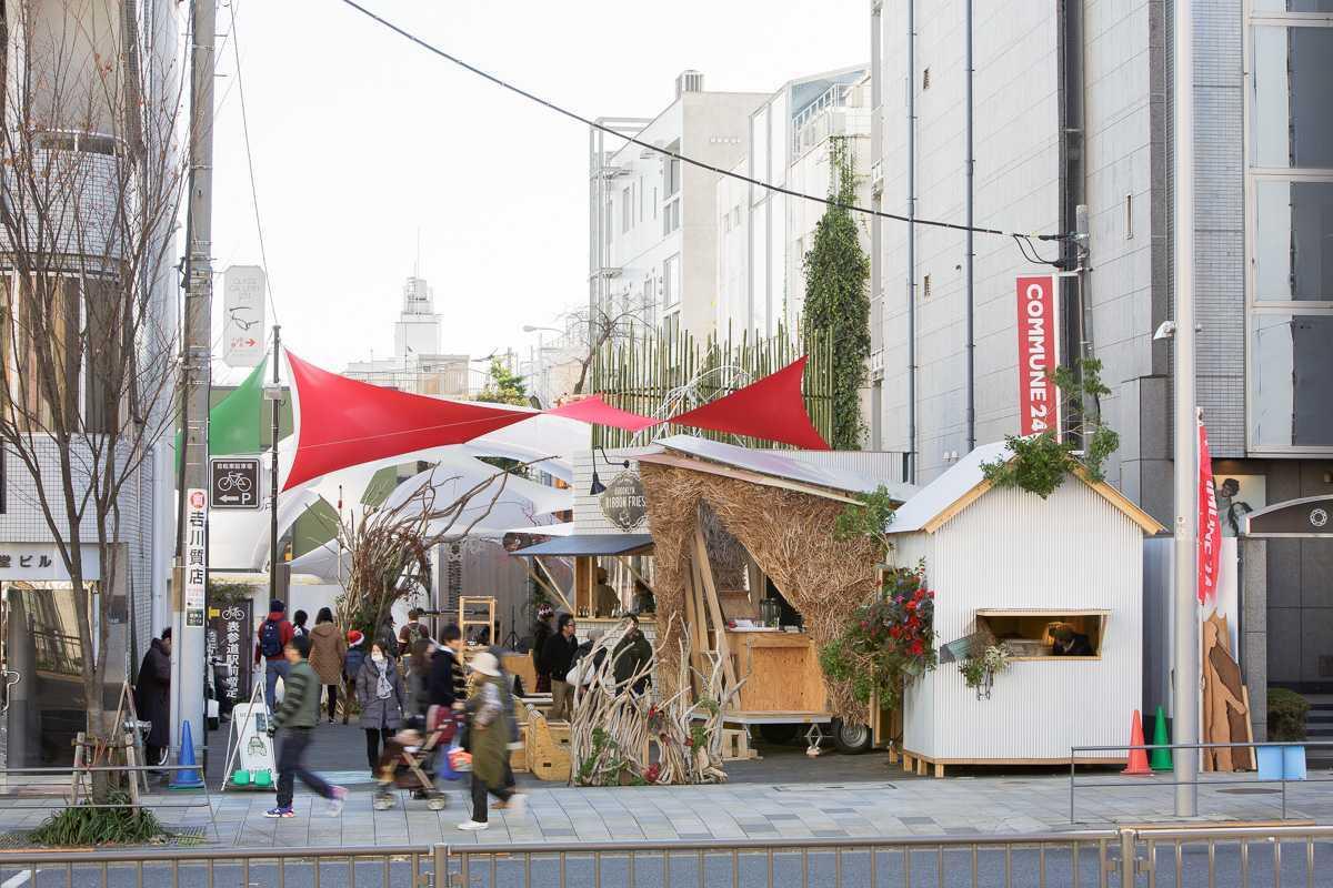 Gilang Arenza Aoyama - Stik Food Cart Tokyo, Japan Tokyo, Japan 141223Stikaoyama008S Tradisional  35798