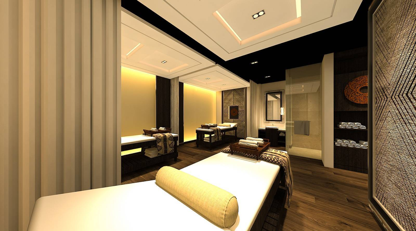 Pt. Daa Interplan Indonesia Spa At V Hotel Bandung, Indonesia Bandung, Indonesia Spa-Room-View-1 Kontemporer  7131