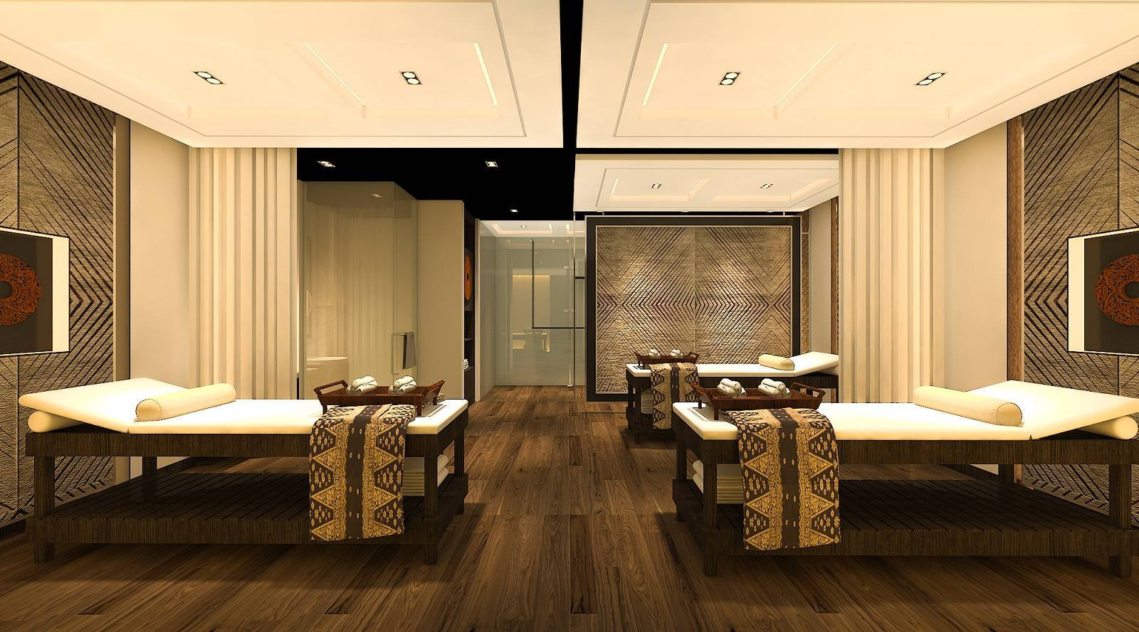 Pt. Daa Interplan Indonesia Spa At V Hotel Bandung, Indonesia Bandung, Indonesia Spa-Room-View-2 Kontemporer  7132