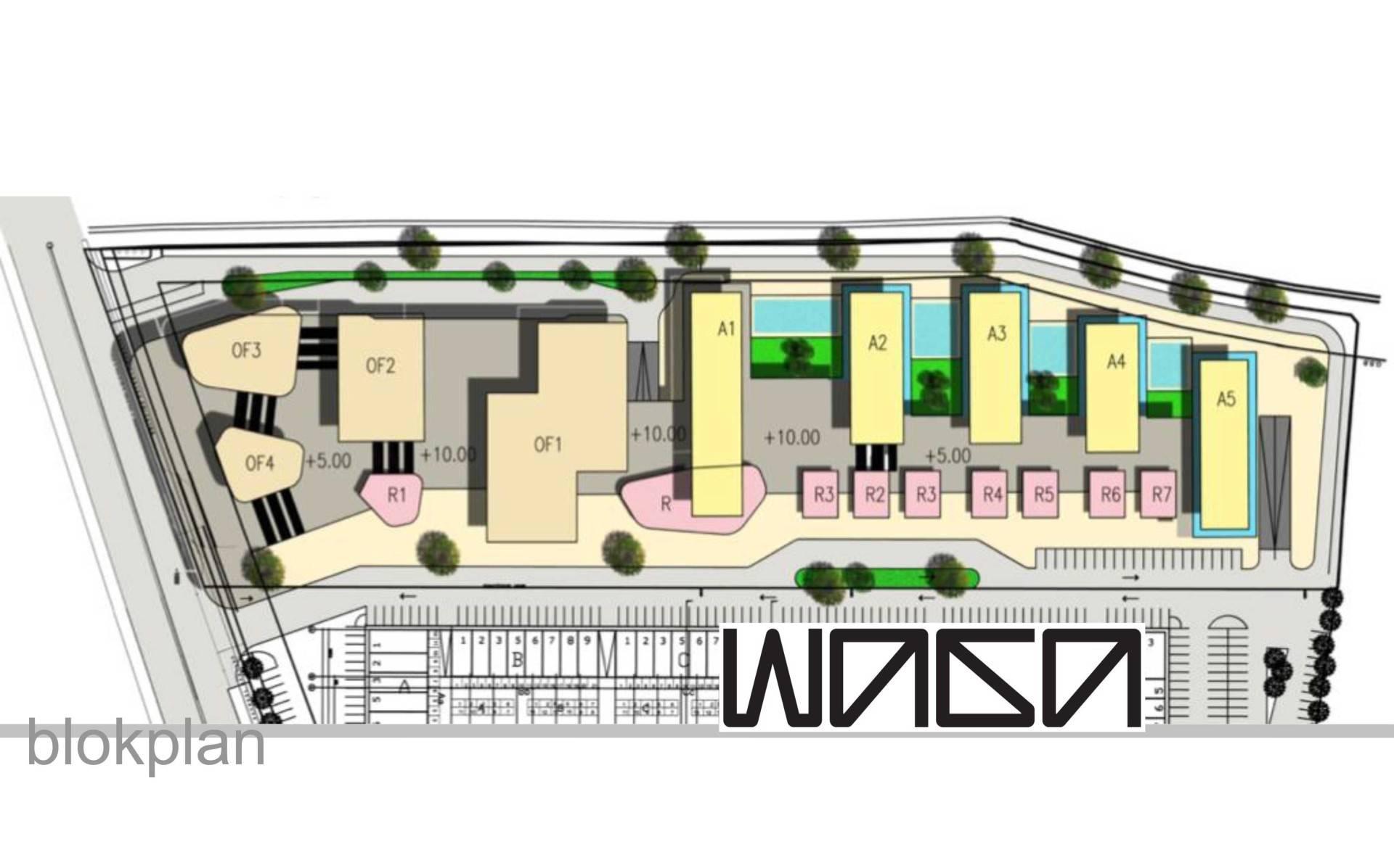 Waga Daan Mogot High Park Masterplan Jakarta, Indonesia Jakarta, Indonesia Blok-Plan Kontemporer  7319