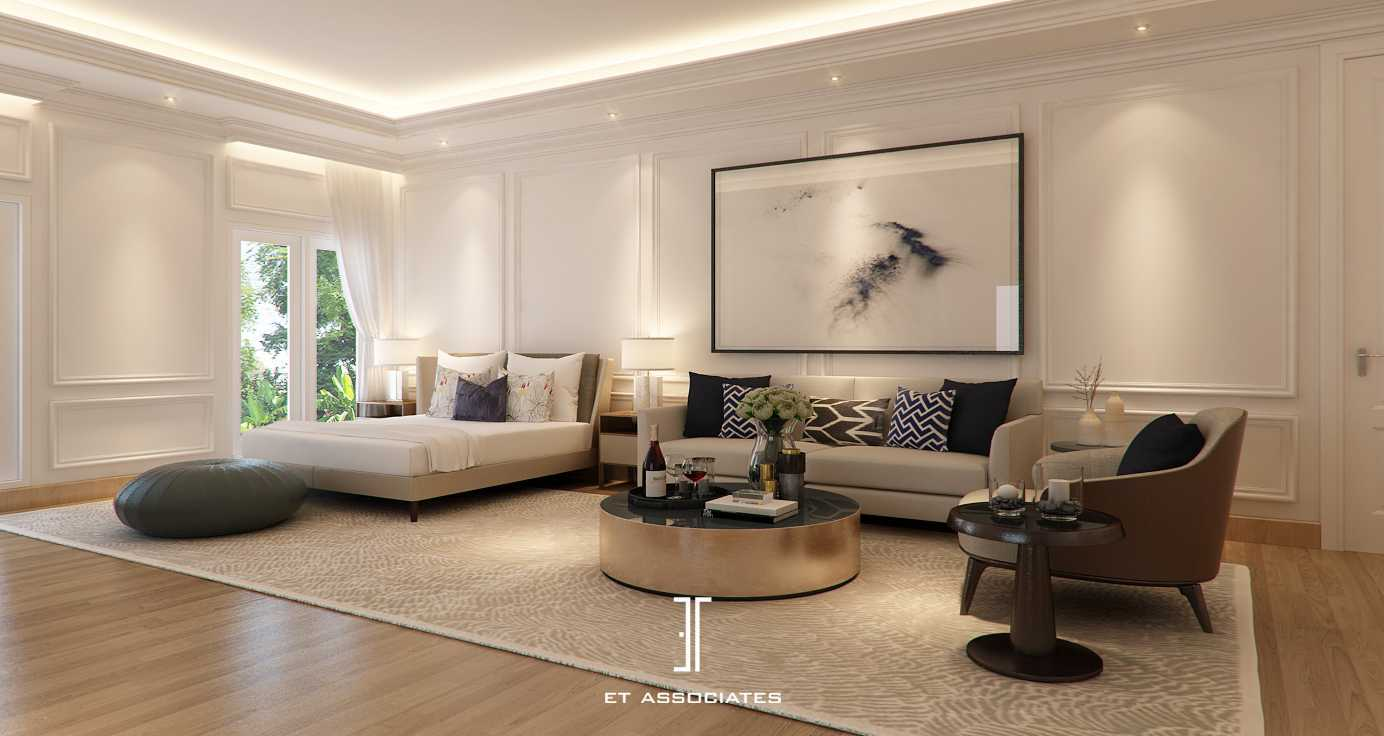 Et Associates Private Residential At Gandaria Jakarta, Indonesia  Bendi-2 Klasik  34099