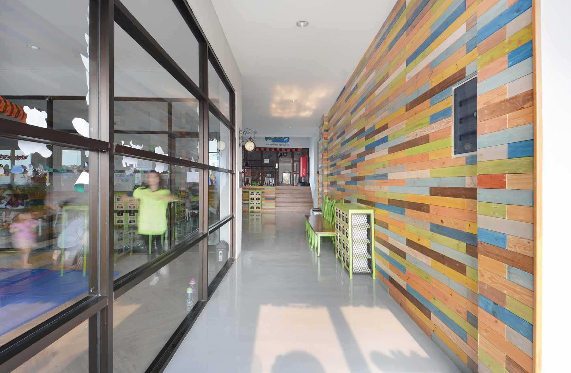 Studio Denny Setiawan Playfield Kids Academy West Jakarta West Jakarta Corridor   23506