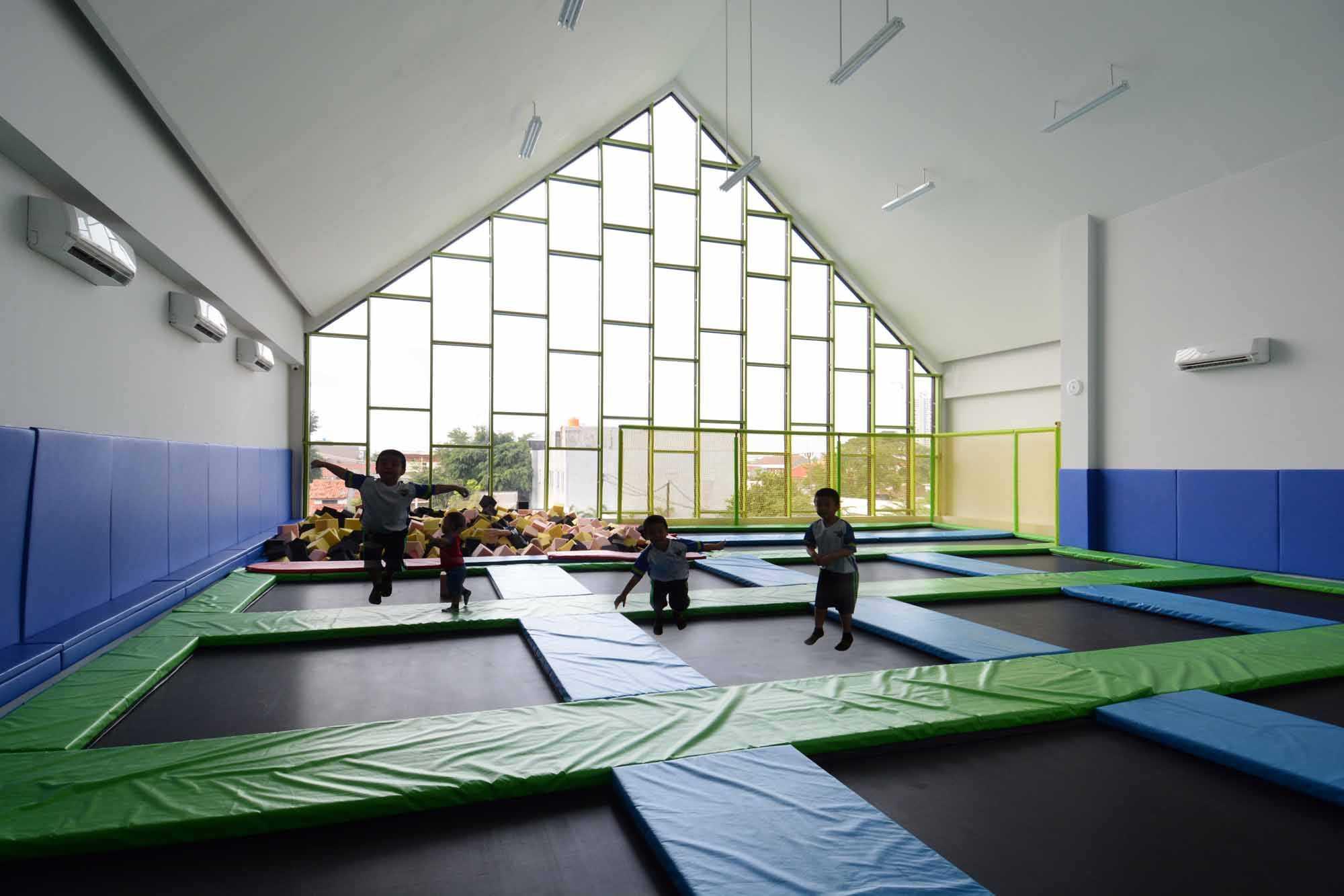 Studio Denny Setiawan Playfield Kids Academy West Jakarta West Jakarta Playground Area   23509