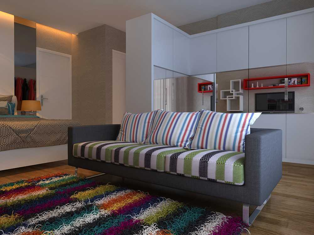 Alexander Cal Apartement Interior Design Singapore Singapore Img4227 Modern  13526