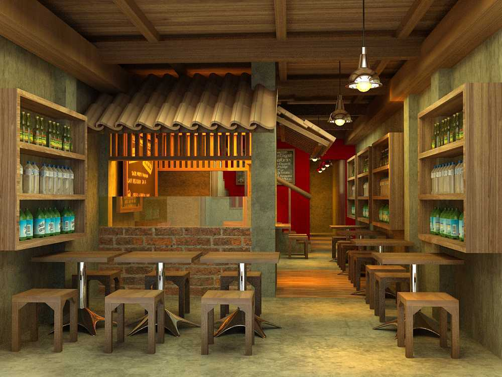 Alexander Cal Restaurant Design Palembang, Kota Palembang, Sumatera Selatan, Indonesia Palembang, Kota Palembang, Sumatera Selatan, Indonesia Agf-View-5   37449