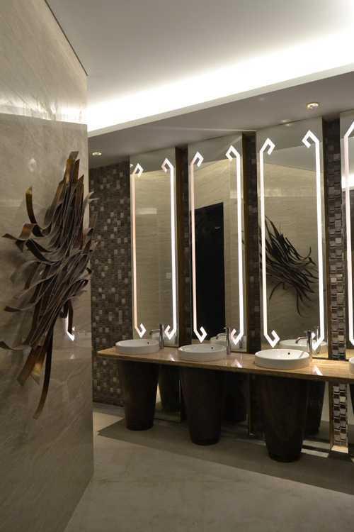 Wegig Pangauban - Wismaparamasiddha Hotel Aruna Senggigi Lombok Lombok Bathroom Kontemporer  12574
