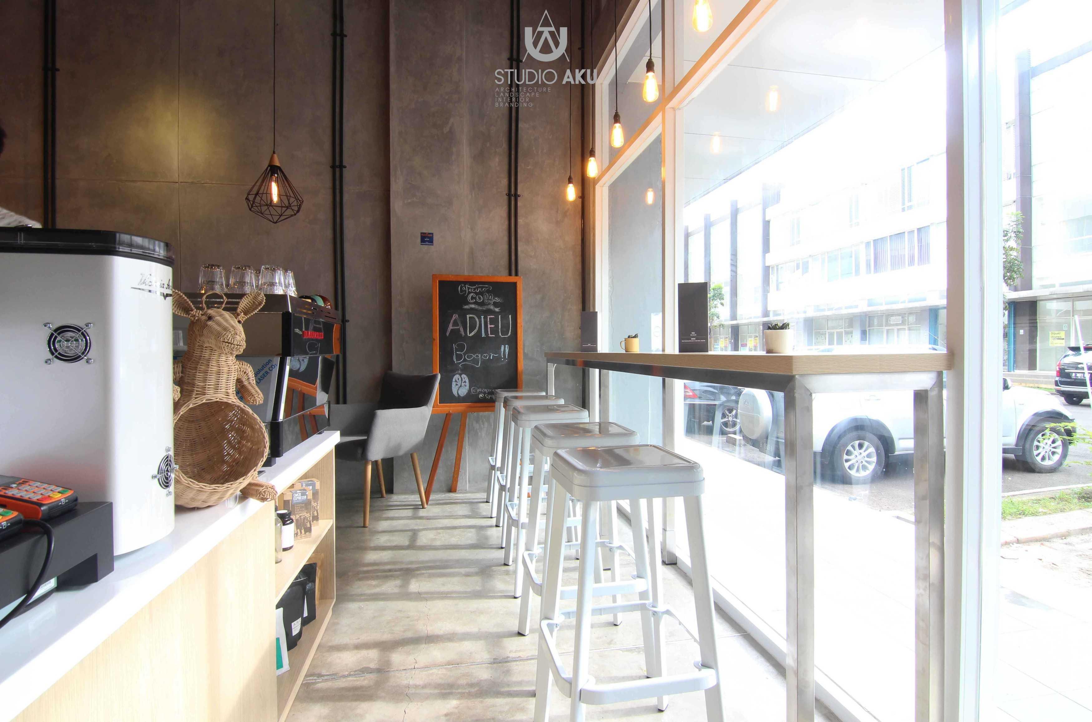 Studio Aku Spotten Alam Sutera, Ruko Prominence Alam Sutera, Ruko Prominence Dining Area Industrial  9316