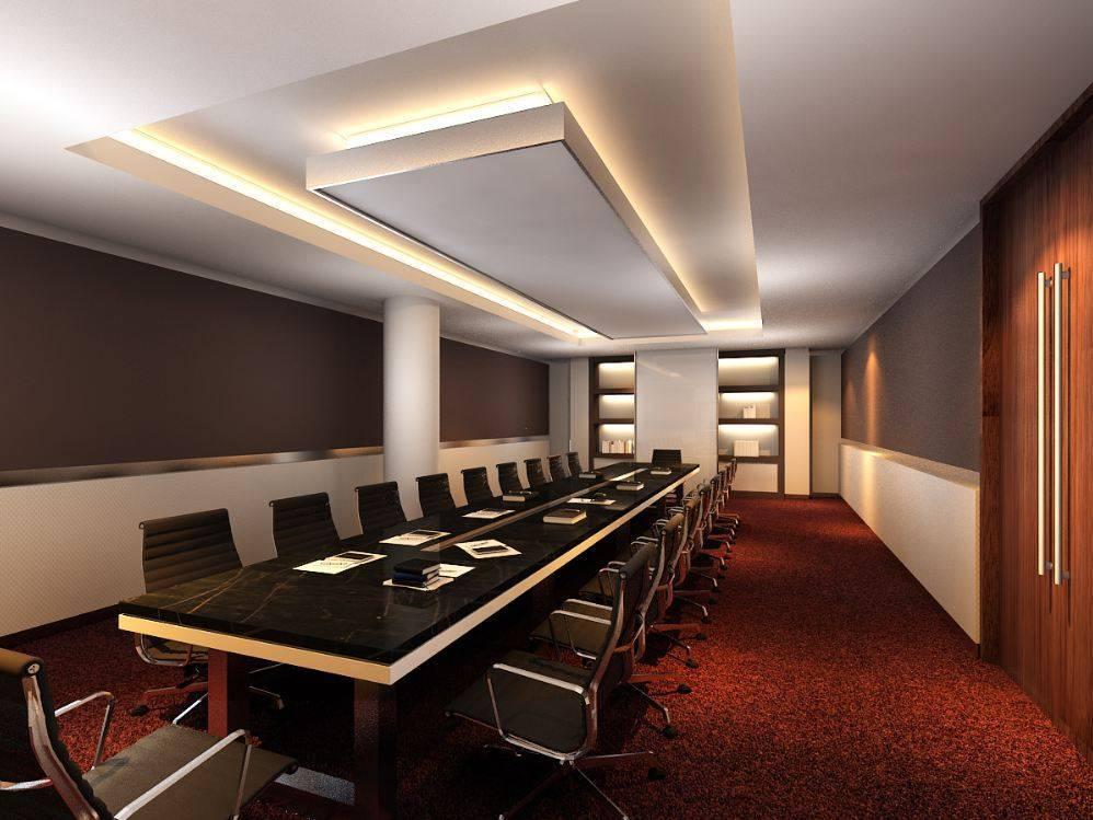 Rieska Achmad Ajn Jakarta Jakarta Conference Room View 2Nd Floor Kontemporer,modern  7871