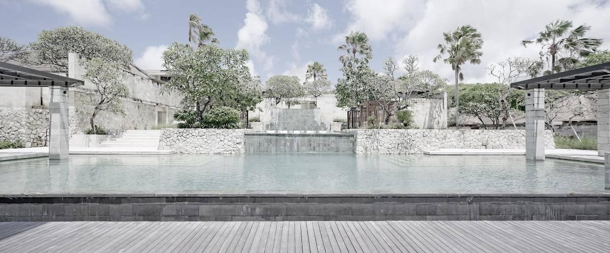 Antony Liu + Ferry Ridwan / Studio Tonton The Bale Nusa Dua, Bali Nusa Dua, Bali Swimming Pool View Modern  7902