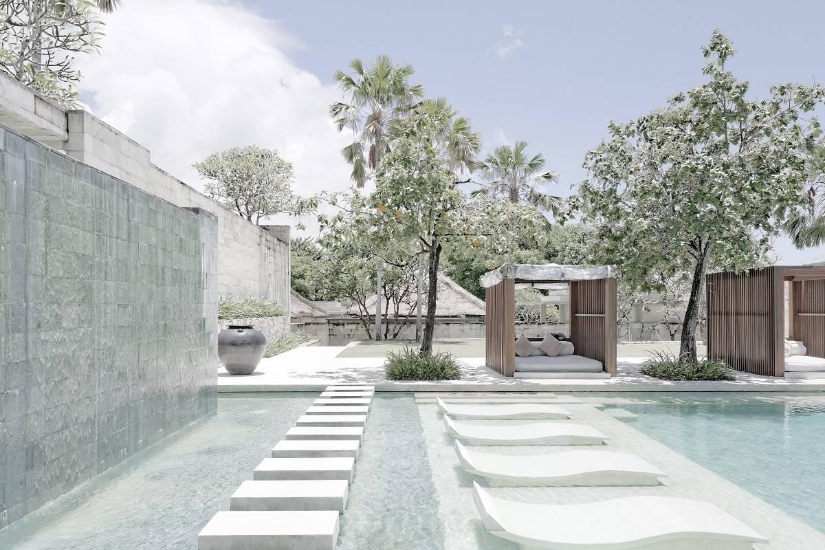 Antony Liu + Ferry Ridwan / Studio Tonton The Bale Nusa Dua, Bali Nusa Dua, Bali Swimming Pool & Gazebo Modern  7903