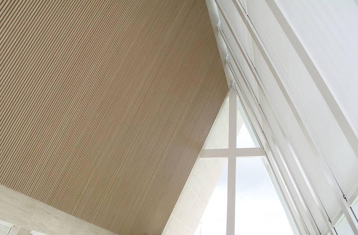 Antony Liu + Ferry Ridwan / Studio Tonton Infinity Wedding Chapel Nusa Dua, Bali, Indonesia Nusa Dua, Bali, Indonesia Interior Ceiling Modern  7914