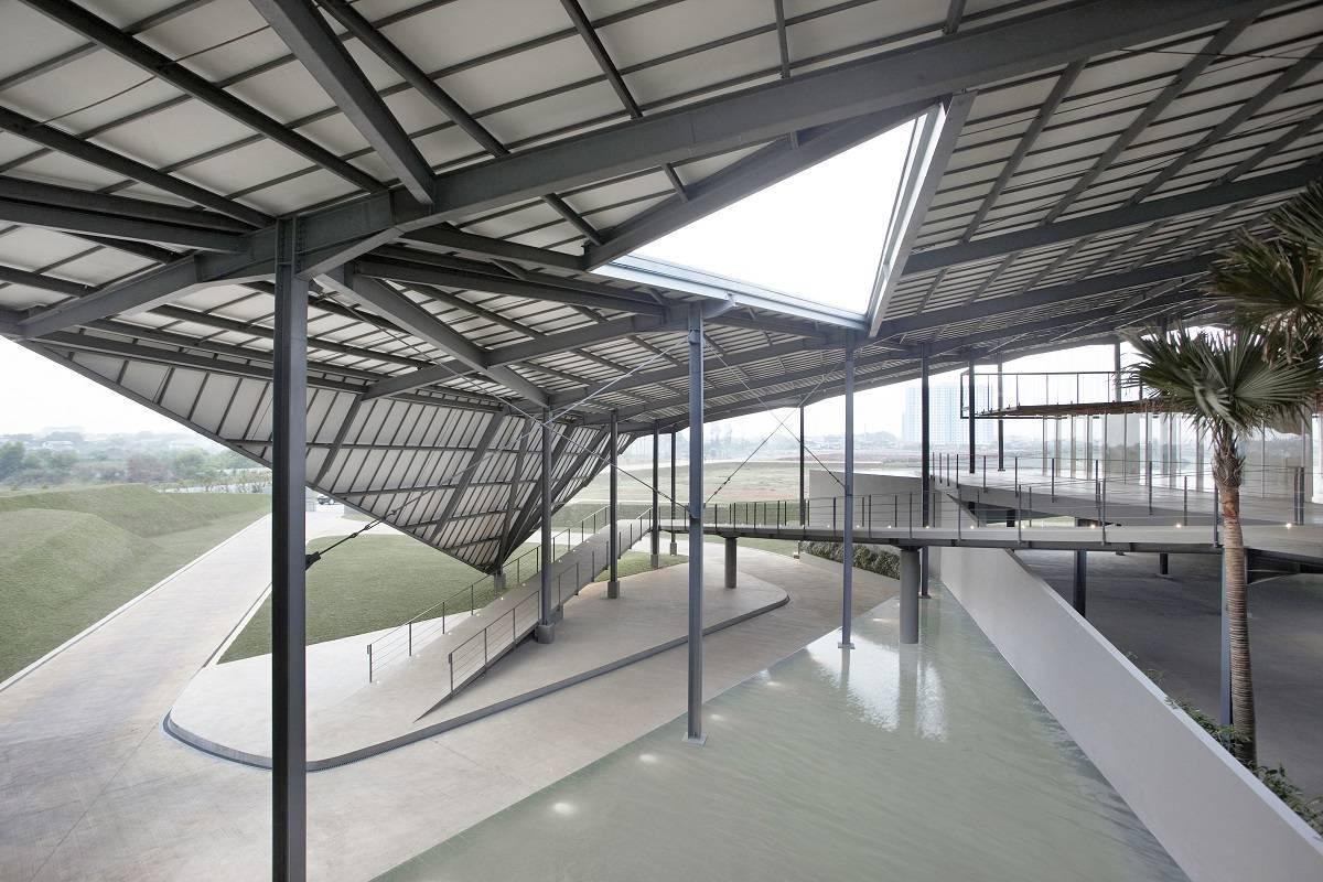 Antony Liu + Ferry Ridwan / Studio Tonton West One City Marketing Office Jakarta Jakarta Westone03 Modern  7963