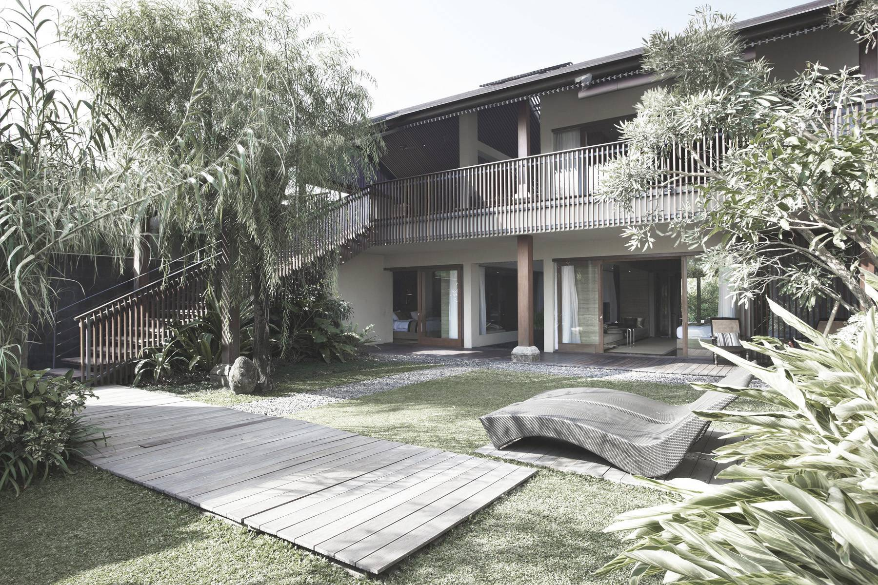 Antony Liu + Ferry Ridwan / Studio Tonton Ametis Villa Canggu, Bali Canggu, Bali Courtyard Modern  7981