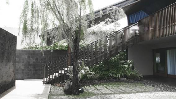 Antony Liu + Ferry Ridwan / Studio Tonton Ametis Villa Canggu, Bali Canggu, Bali Stairs Minimalist  7982