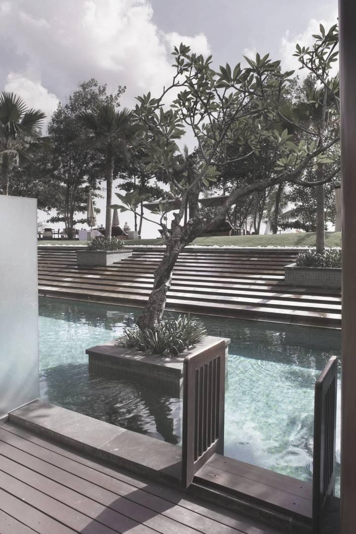 Antony Liu + Ferry Ridwan / Studio Tonton Anantara Seminyak Bali Resort Seminyak, Bali, Indonesia Seminyak, Bali, Indonesia Swimming Pool View Contemporary  8024